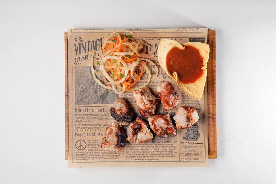 b Какие блюда  b  чаще всего заказывают в Саранске   i часть первая  i  sonata_shashlyk