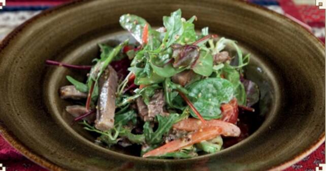 b Какие блюда  b  чаще всего заказывают в Саранске   i часть первая  i  yazyk