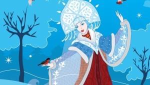 art-sneg-novyj-god-zima-vektor-prazdnik-snegurocka-snegiri