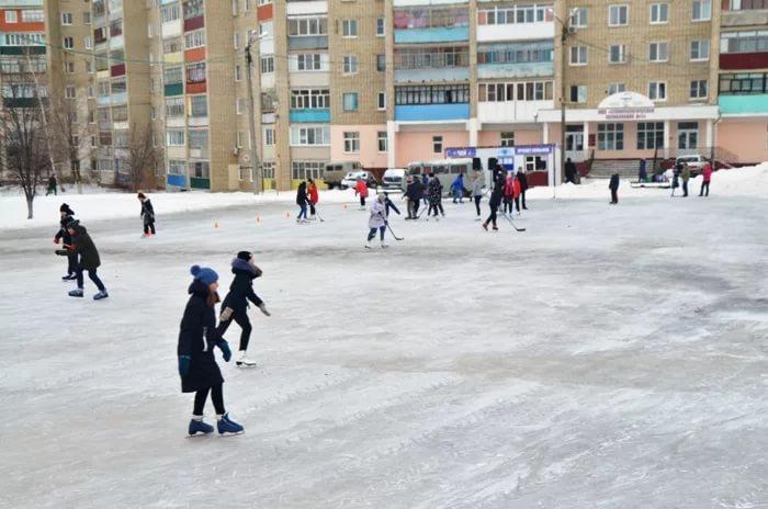 Дайджест   идей для зимнего активного отдыха    в nbsp Саранске хим