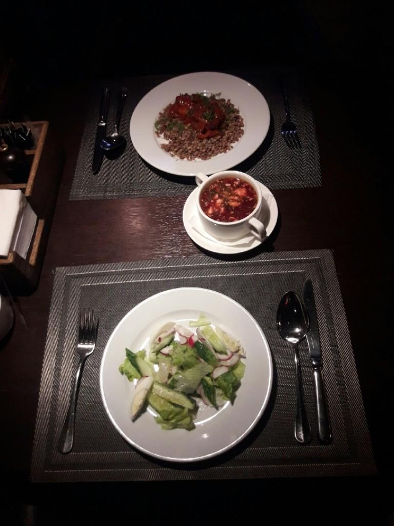 Деловой дайджест  13 мест  где можно провести обеденный перерыв в Саранске rosemary