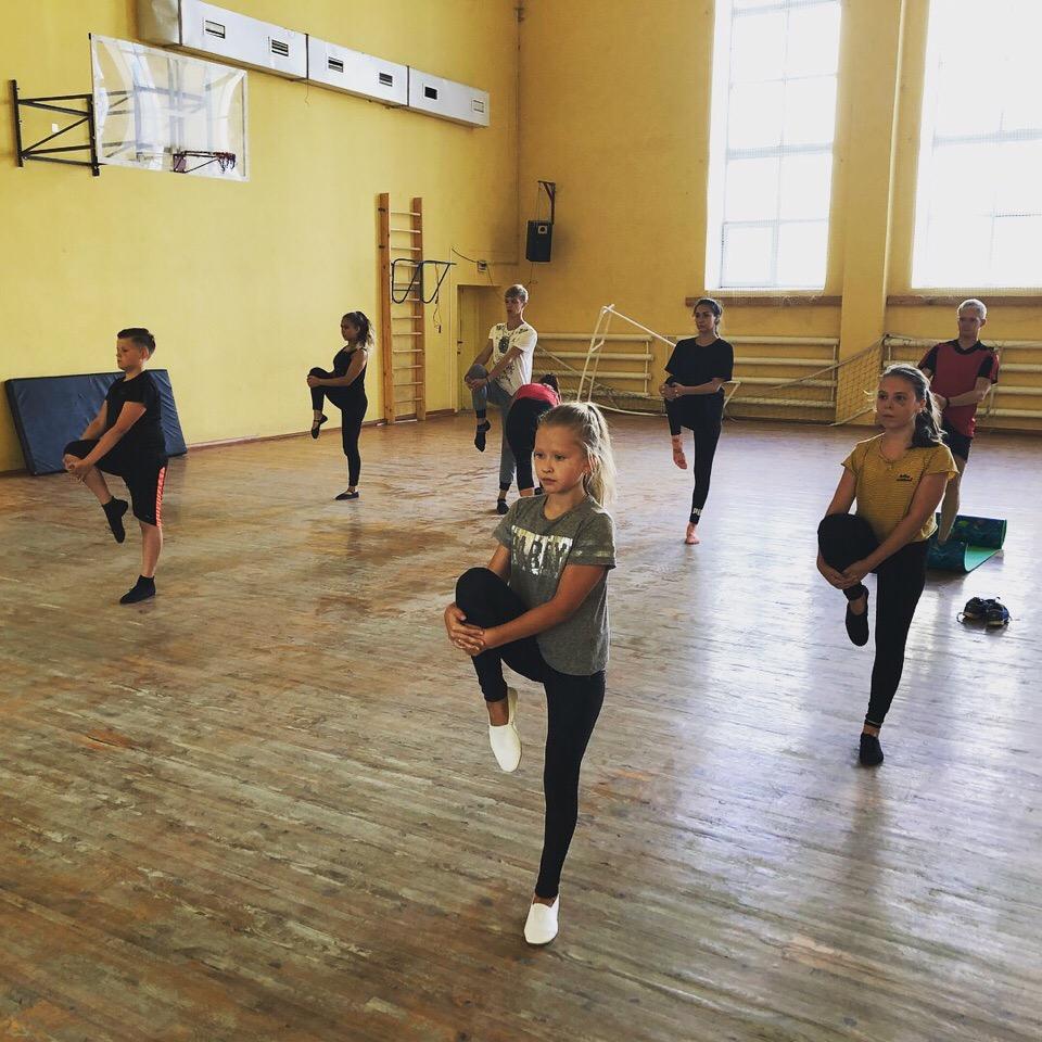 b Танцуют все  b   где в Саранске можно   научиться танцевать    glo