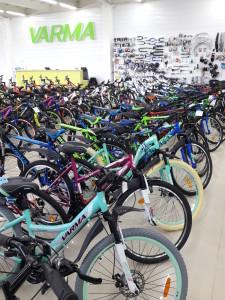 Поехали  Топ 8 магазинов  где можно купить   велосипед    varma (2)