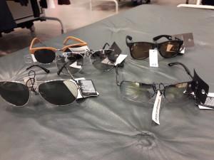 Солнцезащитные очки  где купить и что продают в салонах города hm5