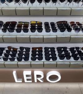 Солнцезащитные очки  где купить и что продают в салонах города lero
