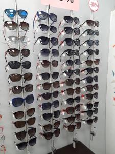 Солнцезащитные очки  где купить и что продают в салонах города prestig5