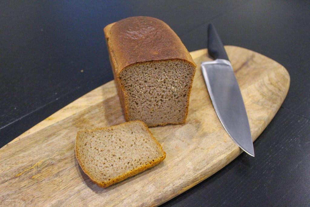 Буханка чёрного  кто производит ржаной хлеб для горожан и каков он на вкус everest