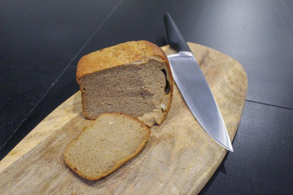 Буханка чёрного  кто производит ржаной хлеб для горожан и каков он на вкус pechka