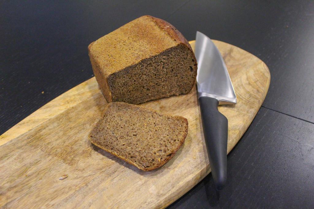 Буханка чёрного  кто производит ржаной хлеб для горожан и каков он на вкус perekrestok_trapeznii
