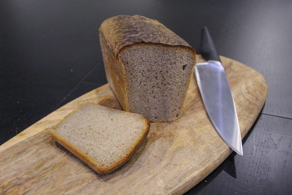 Буханка чёрного  кто производит ржаной хлеб для горожан и каков он на вкус ruzaevskii