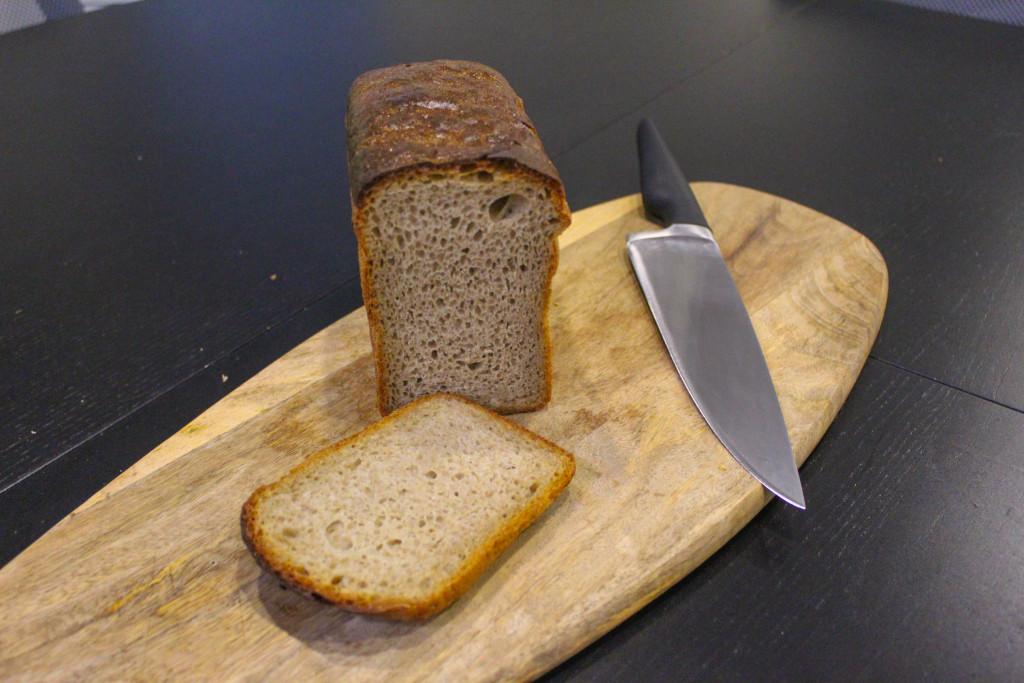 Буханка чёрного  кто производит ржаной хлеб для горожан и каков он на вкус ruzaevskii_ip
