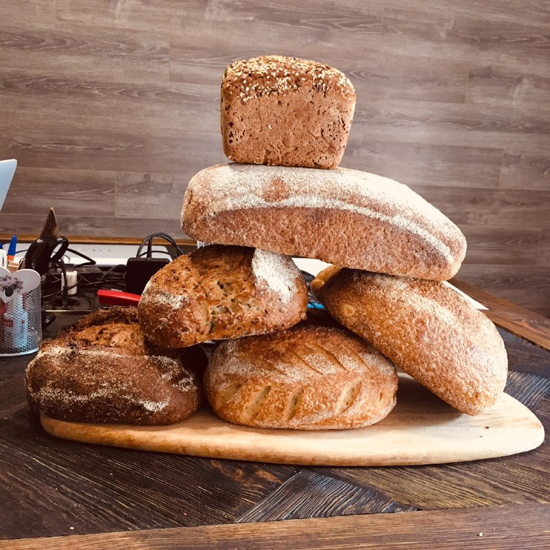 Буханка чёрного  кто производит ржаной хлеб для горожан и каков он на вкус zhernova