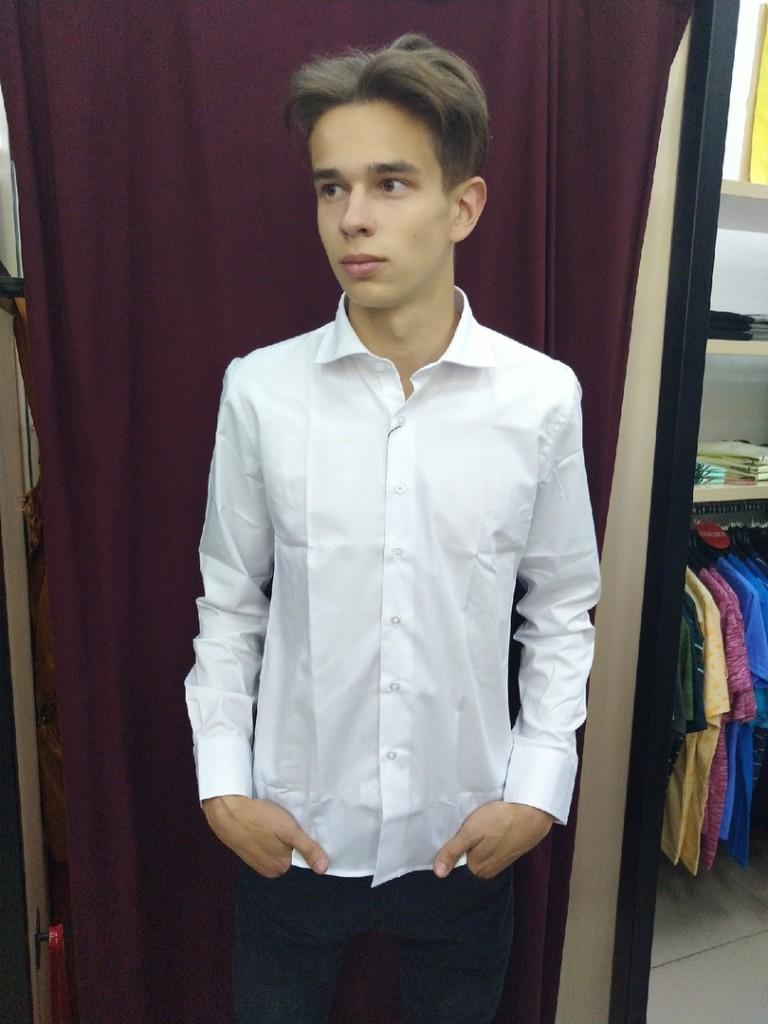Классика жанра  top 8 магазинов  где в Саранске можно купить мужскую белую рубашку  svyatnyh