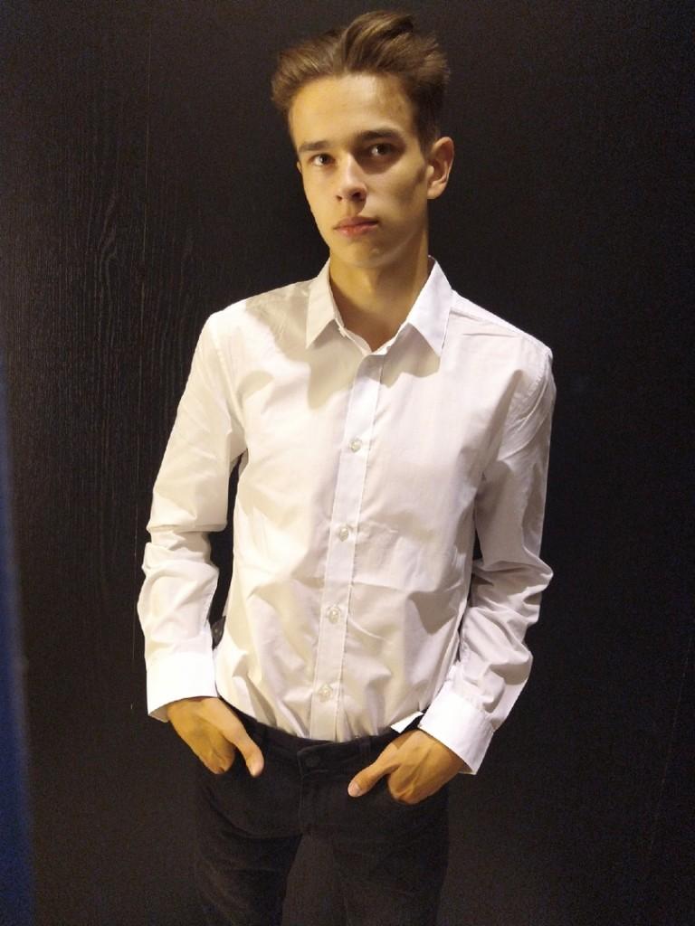 Классика жанра  top 8 магазинов  где в Саранске можно купить мужскую белую рубашку  h&m
