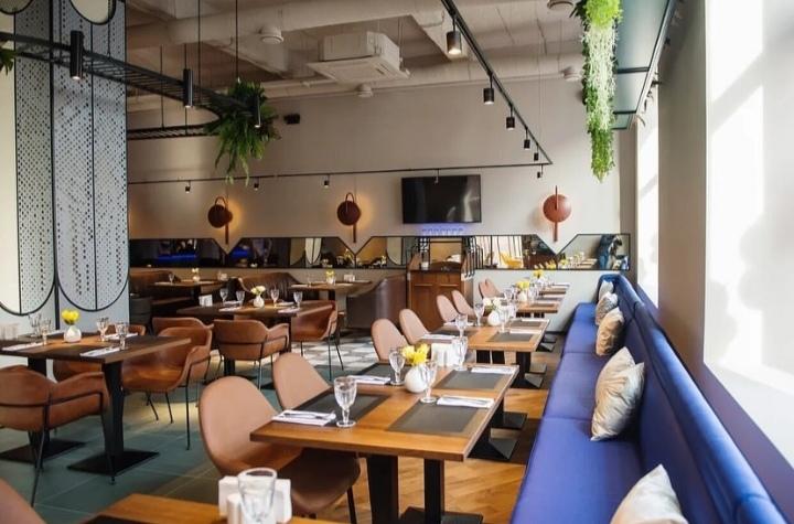 Мы шли к открытию  Хинкальной  5 лет  Виталий Романов о новом кафе и культуре общепитов hinkalnaya1