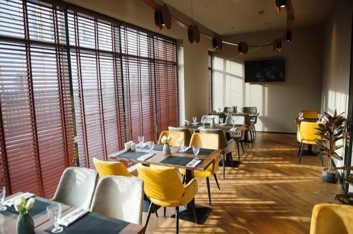 Мы шли к открытию  Хинкальной  5 лет  Виталий Романов о новом кафе и культуре общепитов hinkalnaya5